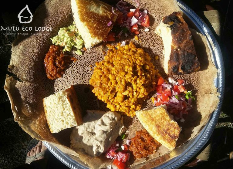 A local saying: If there is no Injera in heaven, I dont go!